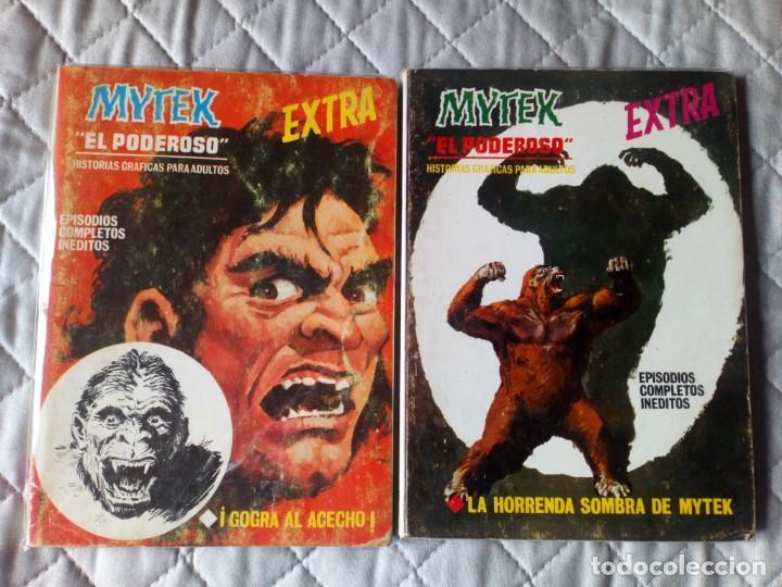 Cómics: Mytek el Poderoso Colección COMPLETA 14 cómics VERTICE - Foto 7 - 246301540