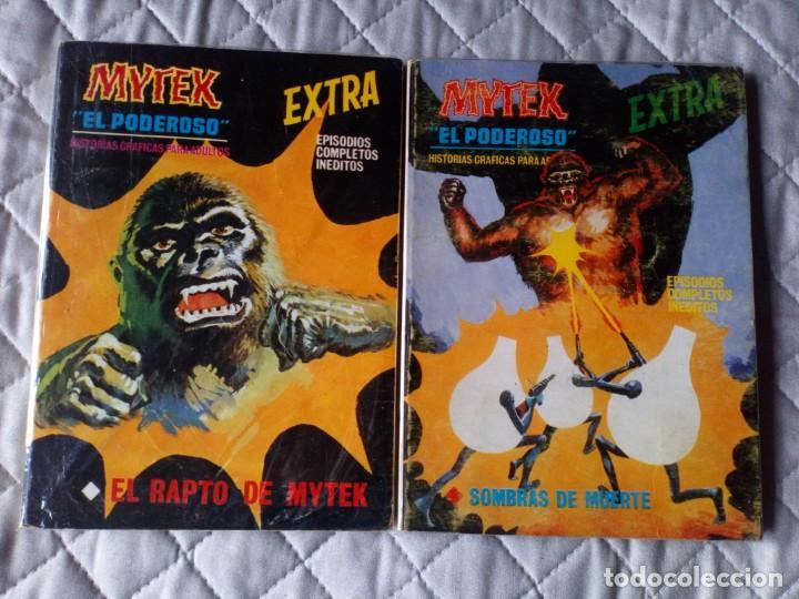 Cómics: Mytek el Poderoso Colección COMPLETA 14 cómics VERTICE - Foto 8 - 246301540