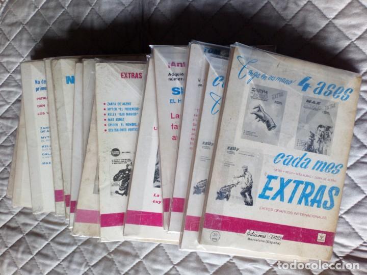 Cómics: Mytek el Poderoso Colección COMPLETA 14 cómics VERTICE - Foto 9 - 246301540