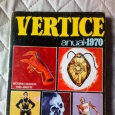 Cómics: ANUAL 1970 VERTICE. Lote 246306670