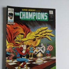 Cómics: VERTICE ~ SUPER HEROES ~ THE CHAMPIONS ~ VOL.2 Nº85. Lote 246458445