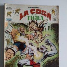 Cómics: VERTICE ~ SUPER HEROES ~ LA COSA Y TIGRA ~ VOL.2 Nº59. Lote 246464355