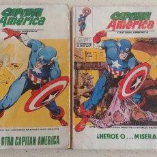 Comics: CAPITAN AMERICA 27 Y 28 VERTICE TACO. Lote 246467520
