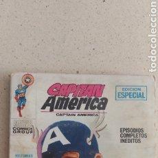 Comics: CAPITAN AMERICA 6 VERTICE TACO. Lote 246473365