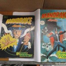 Cómics: MANDRAKE MERLIN EL MAGO - COMPLETA - 17 NUMEROS - 2 TOMOS - COMICS ART VERTICE. Lote 246510630