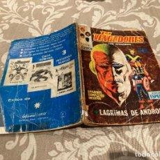Cómics: LOS VENGADORES - VOL1 Nº26 LAGRIMAS DE ANDROIDE - VERTICE - DEFETUOSO. Lote 246867405