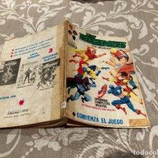 Cómics: LOS VENGADORES - VOL1 Nº31 COMIENZA EL JUEGO - VERTICE - DEFECTUOSO. Lote 246869270