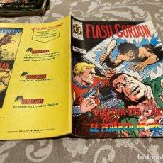 Cómics: FLASH GORDON V. 1 Nº 34.- VISITANTES DEL ARTICO - EL PLANETA DE LOS KLETS EDICIONES VERTICE. Lote 246927830