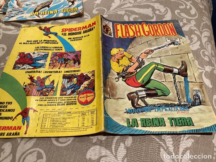FLASH GORDON V. 1 Nº 41 MING EL IMPECABLE 2ª PARTE - EDICIONES VERTICE (Tebeos y Comics - Vértice - Flash Gordon)
