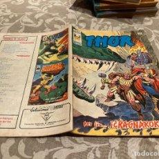 Cómics: THOR V.2 Nº 41- POR FIN CRAGNAROK - EDICIONES VERTICE. 1976. Lote 246954360