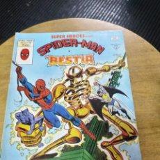 Cómics: SÚPER HEROES PRESENTA : SPIDER-MAN Y LA BESTIA VOL 2 N° 126 (VÉRTICE). Lote 247101155
