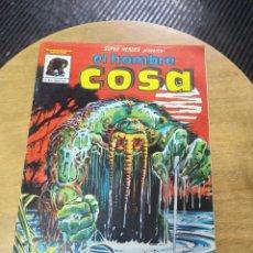 Cómics: SÚPER HEROES PRESENTA : EL HOMBRE COSA N° 3 (VÉRTICE). Lote 247101705