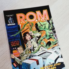 Cómics: EXCELENTE ESTADO ROM 4 MUNDICOMICS COMICS VERTICE. Lote 247167910