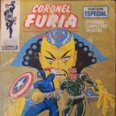 Cómics: CORONEL FURIA (NICK FURIA) - EDICIONES VÉRTICE V.1 Nº. 16 - LA SEGUNDA MUERTE.. Lote 247413445