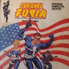 Cómics: CORONEL FURIA (NICK FURIA) - EDICIONES VÉRTICE V.1 Nº. 17 - HOY PERECERÁ LA TIERRA.. Lote 247414080