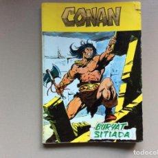 Cómics: CONAN RETAPADO BURYAT SITIADA NÚMEROS 37-38-39-40-43. Lote 247549965