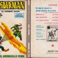 Cómics: VERTICE V1 SPIDERMAN 8. Lote 247730025