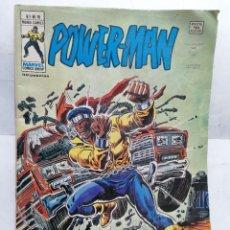 Fumetti: POWER-MAN, TODO ES INUTIL PARA UN HEROE MUERTO, MUNDI-COMICS V.1 - N-16. Lote 247734990