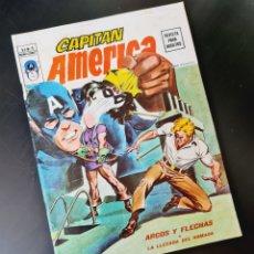 Cómics: MUY BUEN ESTADO CAPITAN AMERICA 4 VOL II MUNDICOMICS COMICS VERTICE. Lote 247985020