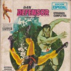 """Cómics: CÓMIC """" DAN DEFENSOR """", Nº 4 ED. VÉRTICE (TACO) AÑOS 70 (CON 128 PGS.( 25 PTAS.). Lote 248106795"""