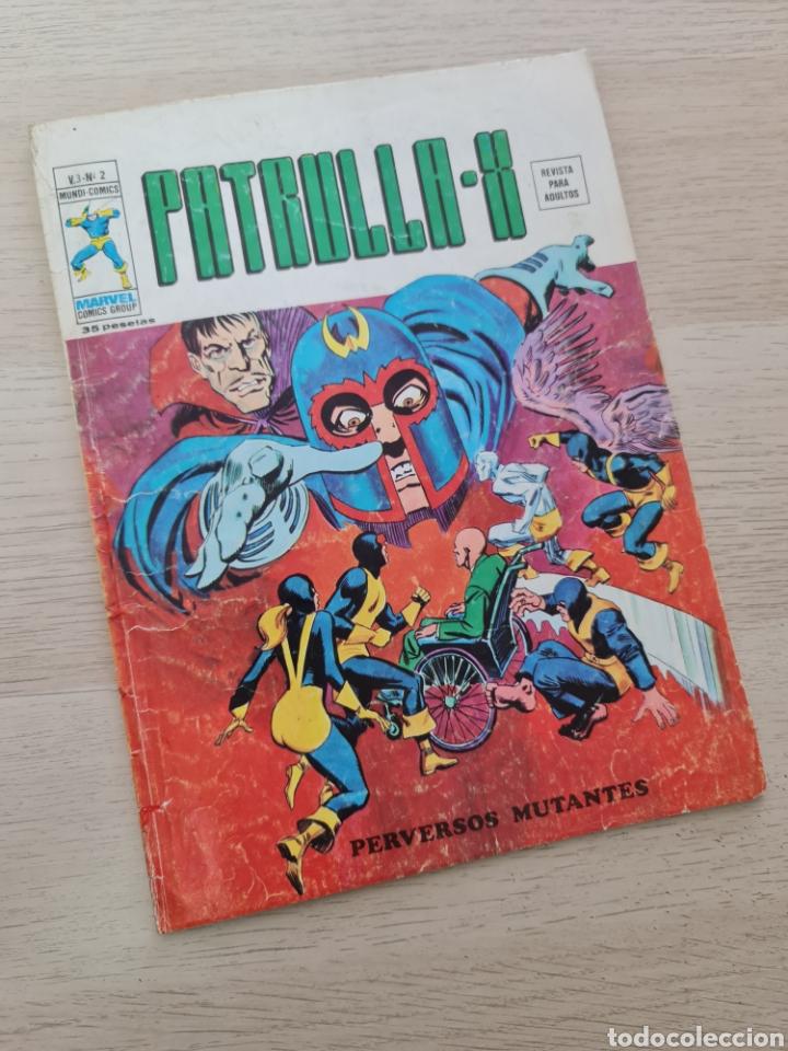 PATRULLA X 2 NORMAL ESTADO VOL III MUNDI COMICS VERTICE (Tebeos y Comics - Vértice - Patrulla X)