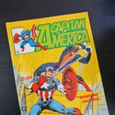 Cómics: CASI EXCELENTE ESTADO CAPITAN AMERICA 8 LINEA SURCO MUNDI COMICS VERTICE. Lote 248175510