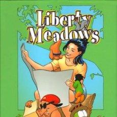 Cómics: FRANK CHO. LIBERTY MEADOWS. INTEGRAL 3. TAPA DURA. 144 PAGINAS. Lote 248466720