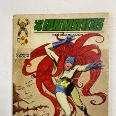 Comics : LOS 4 FANTÁSTICOS. Nº 47 - LA DAMA ES UNA BRUJA. EDICIONES VERTICE - MARVEL COMICS GROUP. Lote 248659655