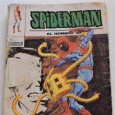 Cómics: SPIDERMAN Nº 38 - LOS BRAZOS DEL DR. OCTOPUS - EDICIONES VÉRTICE VOL 1 - AÑO 1972. Lote 249007370