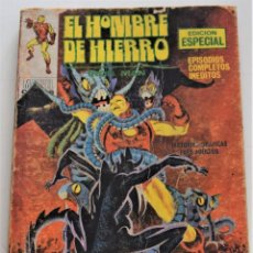 Cómics: EL HOMBRE DE HIERRO Nº 20 - EL GEMIDO DEL DEMONIO - EDICIONES VÉRTICE VOL 1 - AÑO 1969. Lote 249007780
