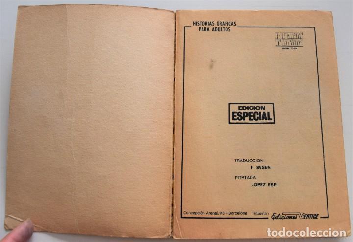 Cómics: EL HOMBRE DE HIERRO Nº 20 - EL GEMIDO DEL DEMONIO - EDICIONES VÉRTICE VOL 1 - AÑO 1969 - Foto 3 - 249007780