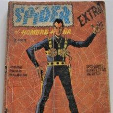 Cómics: SPIDER EL HOMBRE ARAÑA Nº 6 - CONTRA SPIDER-BOY - EDICIONES VÉRTICE - AÑO 1966. Lote 249008720