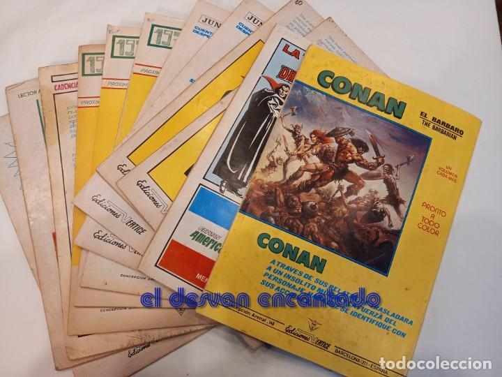 Cómics: LOS VENGADORES. V.2. Lote 12 ejemplares entre nº 34 y 46. VER FOTOS - Foto 4 - 249043965