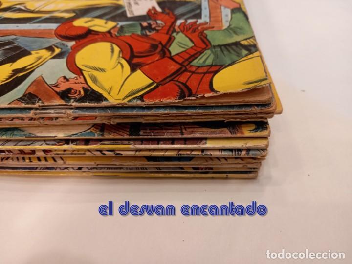 Cómics: LOS VENGADORES. V.2. Lote 12 ejemplares entre nº 34 y 46. VER FOTOS - Foto 6 - 249043965