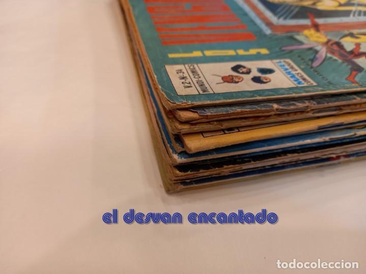 Cómics: LOS VENGADORES. V.2. Lote 12 ejemplares entre nº 34 y 46. VER FOTOS - Foto 7 - 249043965