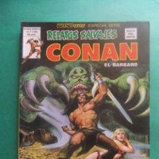 Cómics: RELATOS SALVAJES CONAN EL BARBARO V.1 Nº 84 EDICIONES VERTICE. Lote 249340900