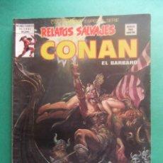 Cómics: RELATOS SALVAJES CONAN EL BARBARO V.1 Nº 81 EDICIONES VERTICE. Lote 249341245