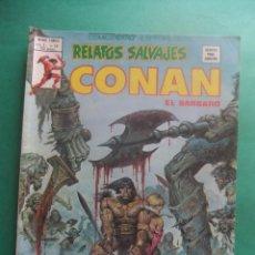 Cómics: RELATOS SALVAJES CONAN EL BARBARO V.1 Nº 79 EDICIONES VERTICE. Lote 249341525