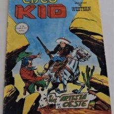 Cómics: CISCO KID Nº 10 - EDICIONES VÉRTICE AÑO 1980. Lote 249369765