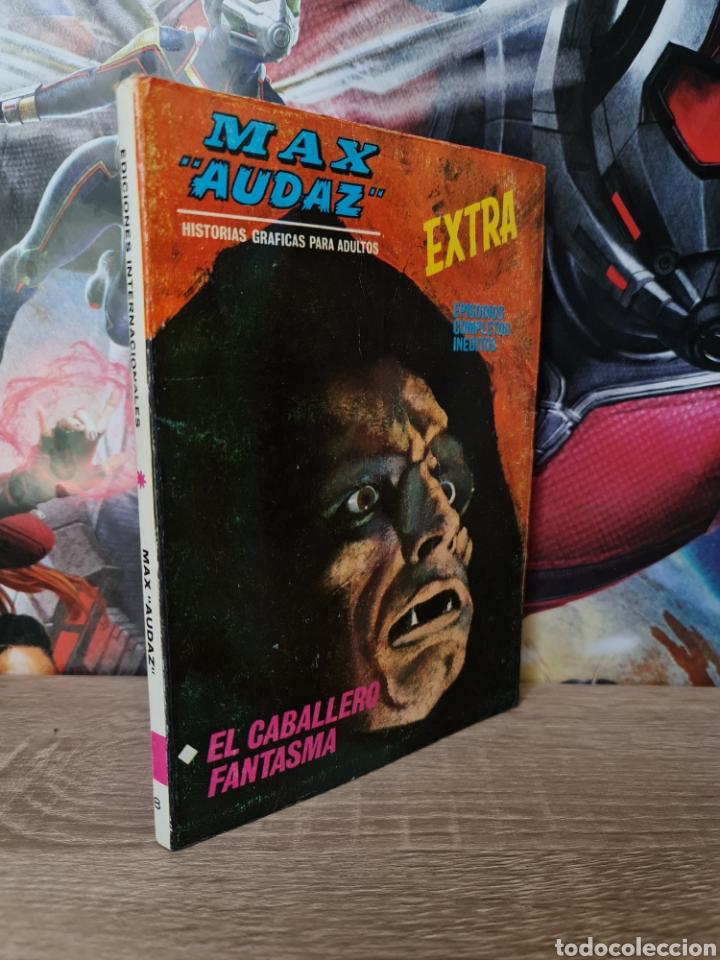 CASI EXCELENTE ESTADO MAX AUDAZ 8 TACO COMICS VERTICE (Tebeos y Comics - Vértice - Fleetway)