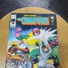 Cómics: SÚPER HEROES PRESENTA : THE CHAMPIONS VOL 2 N° 96 (VÉRTICE). Lote 249494765