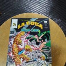 Cómics: SELECCIONES MARVEL PRESENTA : LA COSA Y DRAGON LUNAR VOL 1 N° 52 (VERTICE). Lote 249497550