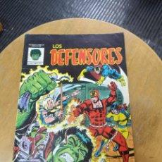 Cómics: LOS DEFENSORES N° 3 (VÉRTICE). Lote 249498375