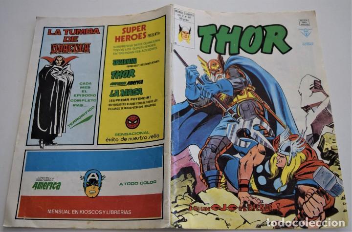 Cómics: THOR - VOL. 2 Nº 48 - MUNDI COMICS - Foto 2 - 249511105