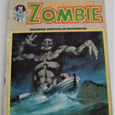 Cómics: TALES OF THE ZOMBIE Nº 8. Lote 249512475