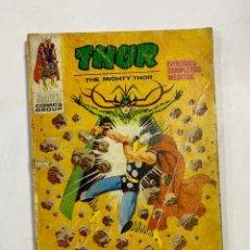 Cómics: THOR. Nº 21 - ¡QUE VENGA EL CAOS! MARVEL COMICS GROUP. EDICIONES VERTICE.. Lote 250134395