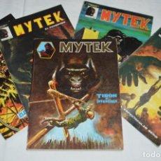 Cómics: MYTEK - NÚM. 01, 02, 04 Y 5 / MÁS TOMO RETAPADO 1, 2 , 3, 4 Y 5 - VERTICE - MUNDI COMICS ¡MIRA!. Lote 250242415