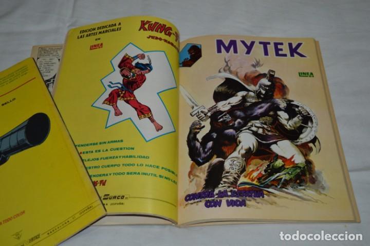 Cómics: MYTEK - Núm. 01, 02, 04 y 5 / Más tomo retapado 1, 2 , 3, 4 y 5 - VERTICE - MUNDI COMICS ¡Mira! - Foto 10 - 250242415