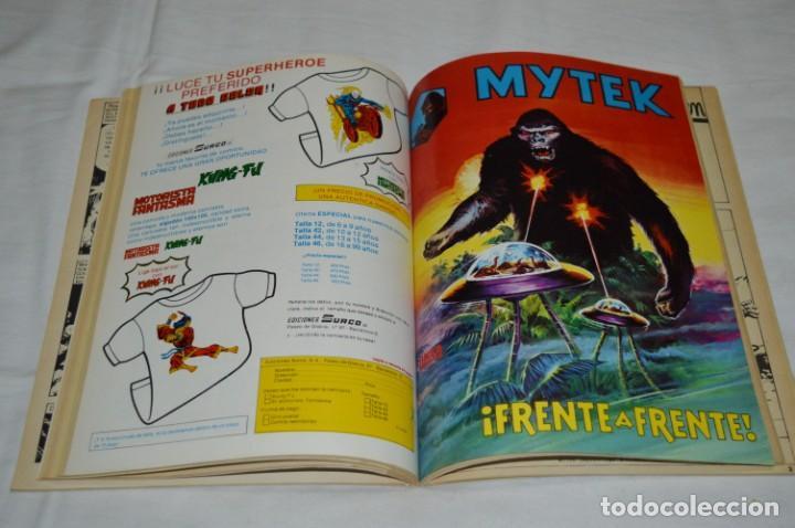 Cómics: MYTEK - Núm. 01, 02, 04 y 5 / Más tomo retapado 1, 2 , 3, 4 y 5 - VERTICE - MUNDI COMICS ¡Mira! - Foto 11 - 250242415