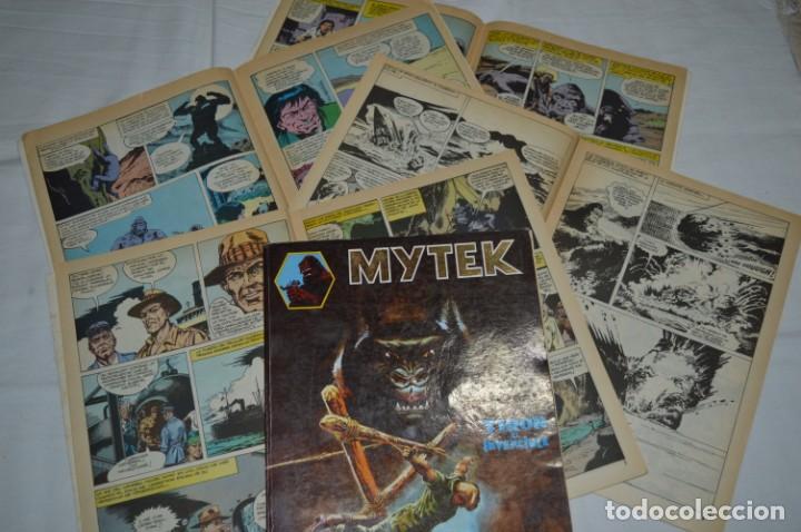 Cómics: MYTEK - Núm. 01, 02, 04 y 5 / Más tomo retapado 1, 2 , 3, 4 y 5 - VERTICE - MUNDI COMICS ¡Mira! - Foto 14 - 250242415